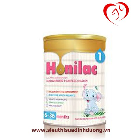 Combo 2 hộp sữa Honilac 1 900g