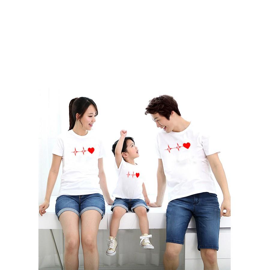 Áo gia đình ( mã BK0022)