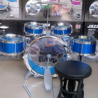 Bộ trống 5 Jazz Drum to tặng kèm ghế