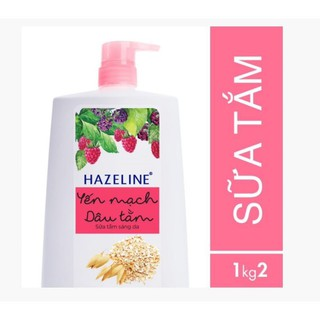 Sữa tắm Hazeline 1,2kg thumbnail