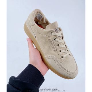 Giày nguyên bản Union X Adidas Garwen Spzl Giày trượt ván đôi thể thao Giày thể thao màu nâu