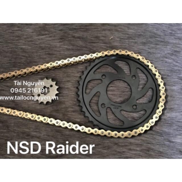 BỘ NSD HÀNG XỊN CHO RAIDER (SÊN DID 10LY VÀNG + NHÔNG + DĨA THÁI XỊN) - 3056067 , 421196332 , 322_421196332 , 700000 , BO-NSD-HANG-XIN-CHO-RAIDER-SEN-DID-10LY-VANG-NHONG-DIA-THAI-XIN-322_421196332 , shopee.vn , BỘ NSD HÀNG XỊN CHO RAIDER (SÊN DID 10LY VÀNG + NHÔNG + DĨA THÁI XỊN)