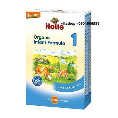 Sữa organic hữu cơ siêu sạch Holle số 1 - 400g - 2440507 , 170117135 , 322_170117135 , 380000 , Sua-organic-huu-co-sieu-sach-Holle-so-1-400g-322_170117135 , shopee.vn , Sữa organic hữu cơ siêu sạch Holle số 1 - 400g