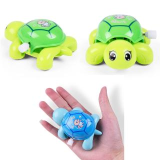 Cute Baby Crawling Toy Wind Up Turtles