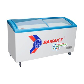 Tủ đông Sanaky Inverter VH-3899K3 dung tích 380 lít, kính lùa