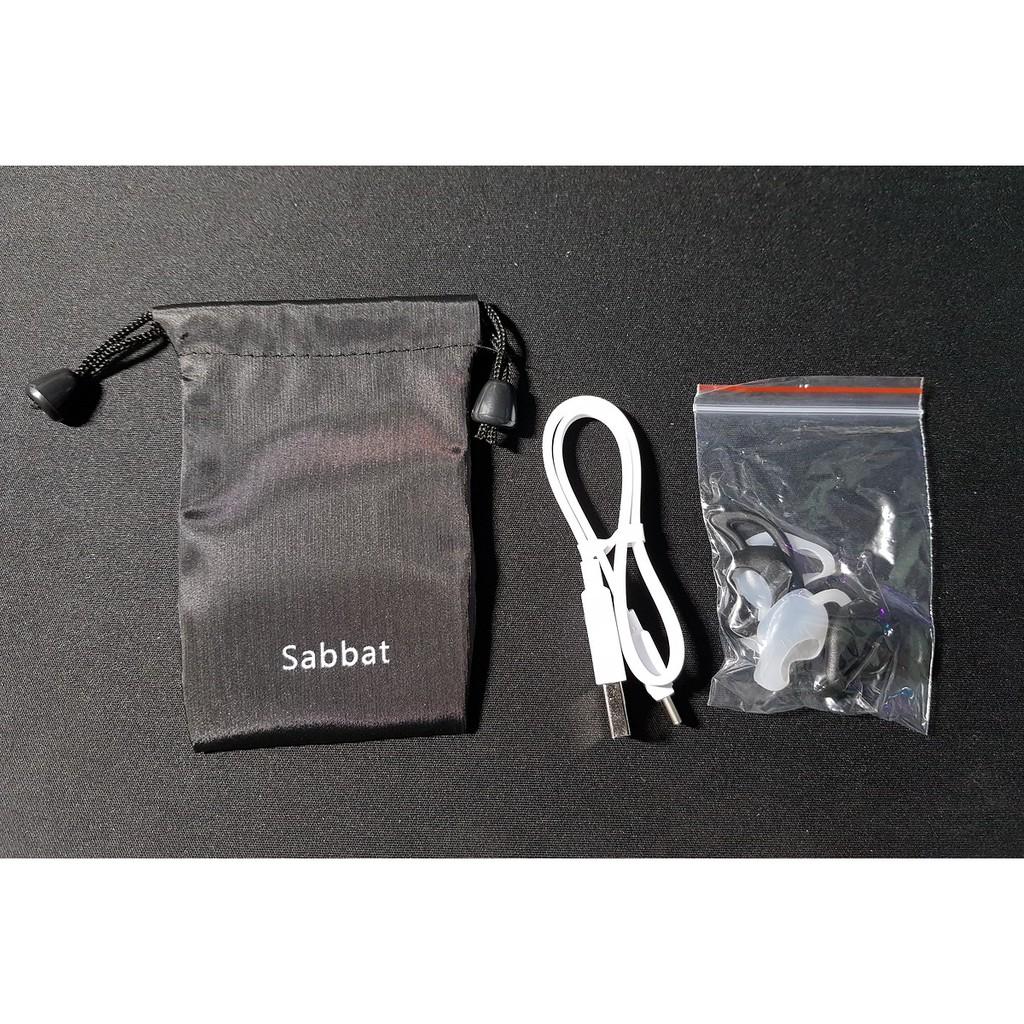 [NC] Tai Nghe SABBAT X12 PRO Earbud TWS | Chống nước IPX5 | ATPX/AAC/SBC