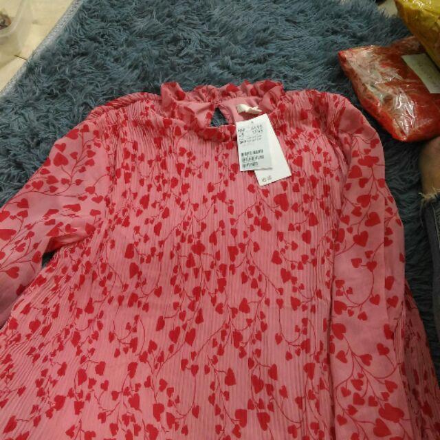 Váy hm hoa nhí