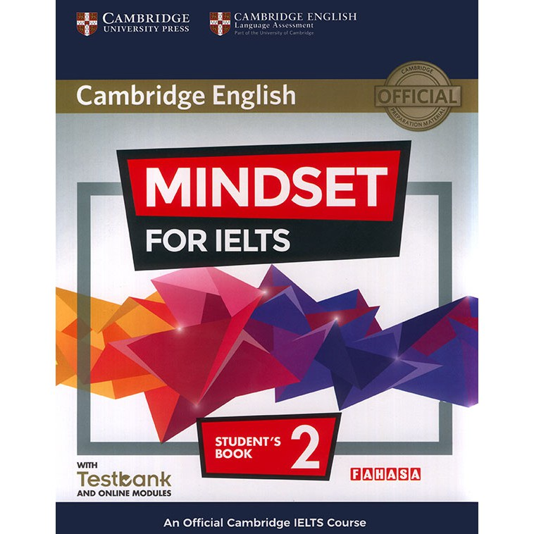 Sách - Mindset for IELTS 2 - Student's Book