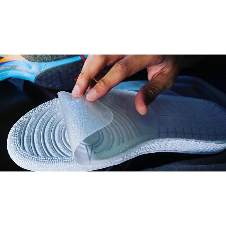 Bộ 2 miếng dán 3M bảo vệ đế giày ,chống trơn kích thước 15x36cm