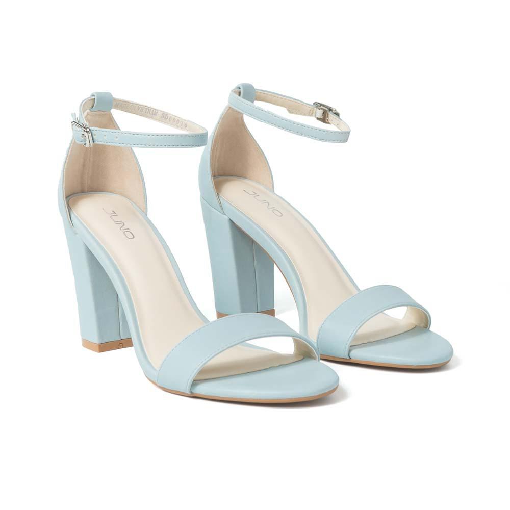 Juno - Giày sandal gót vuông SD