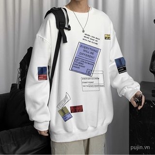 Men's Denim Jacket Slim-Fit Top Denim Jacket Boys Suit Main Korean Loose Sweater Top Suit with Jeans Two-Piece Set io6J