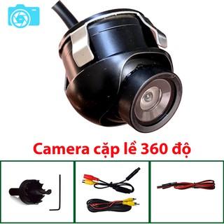 Camera cặp lề, camera căn lề phải, xoay 360 độ, chống nước, độ phân giải 650 TV Line