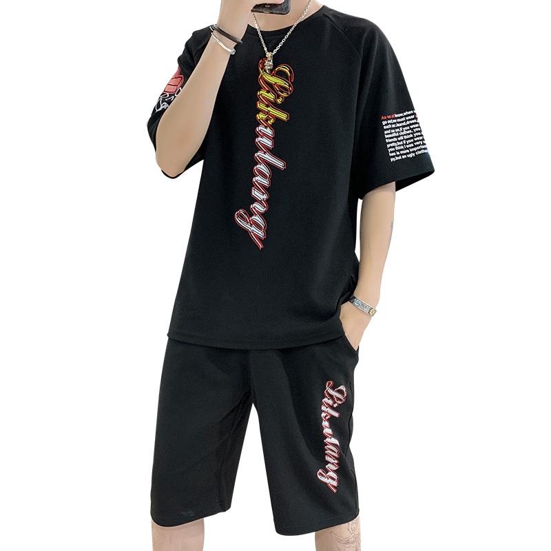 เวอร์ชั่นฮ่องกง กางเกงขาสั้น ผ้ากำมะดินยืด  ชุดเกาหลี