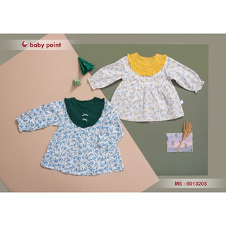 Hàng hè 2020 Váy BabyPoint cho bé size 12m - 4y, dành cho bé từ 8kg đến 17kg, chất cotton mềm mịn