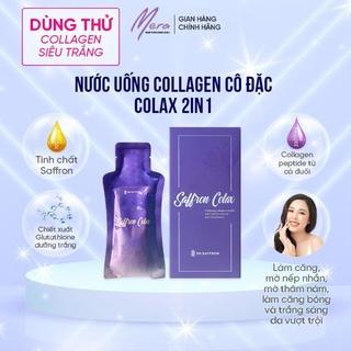 Nước uống Collagen cô đặc 3500mg 30ml chiết xuất từ Collagen saffron, Glutathione trắng sáng chỉ sau 7 ngày sử dụng thumbnail
