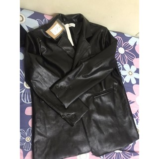 áo blazer da newtag mặc y như hình siêu ngầu