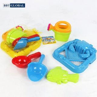 Bộ đồ chơi xúc cát cho bé BBT Global 251 thumbnail