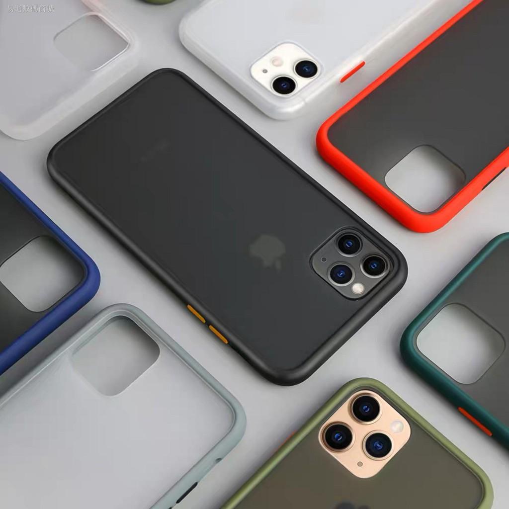Ốp Lưng Chống Rơi In Hình Trái Tim Xinh Xắn Cho Apple X/xsmax/xr Iphone11pro 6s 7/8plus