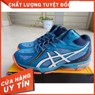 [ Siêu Bất Ngờ] Giày Bóng Chuyền Asics Tặng Kèm Bó Gối yu tin chat luong Xịn 2020 new