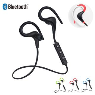 Bluetooth 4.1 Wireless Stereo Earphone Ear-hook Sport Noise Reduction Headphones With Microphone Headset Universal