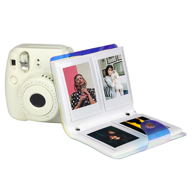 Album Đựng Ảnh 64 Ngăn Cho Máy Ảnh Fujifilm Instax Mini