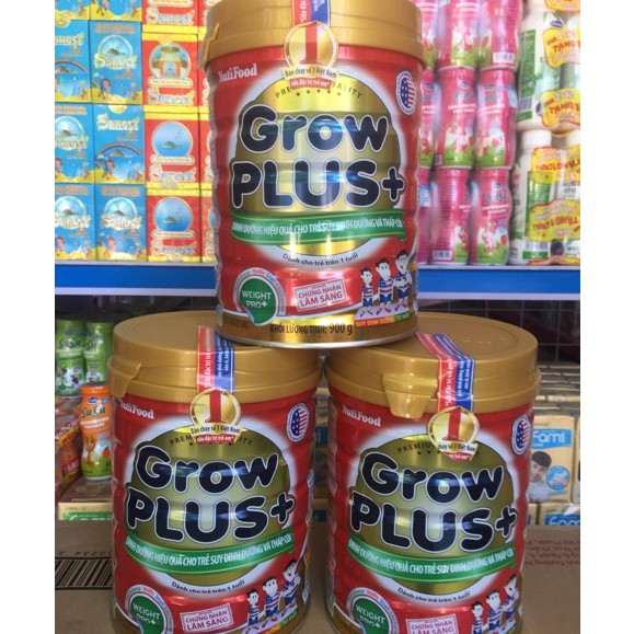 COMBO 3 Hộp Sữa bột Nuti Grow plus Đỏ 900g ( 1 tuổi trở lên ) DATE 2019 - 3295963 , 451228824 , 322_451228824 , 760000 , COMBO-3-Hop-Sua-bot-Nuti-Grow-plus-Do-900g-1-tuoi-tro-len-DATE-2019-322_451228824 , shopee.vn , COMBO 3 Hộp Sữa bột Nuti Grow plus Đỏ 900g ( 1 tuổi trở lên ) DATE 2019