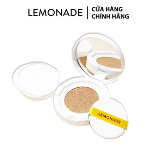 Hình ảnh Phấn nước đơn LEMONADE Matte Addict Cushion 15g-0