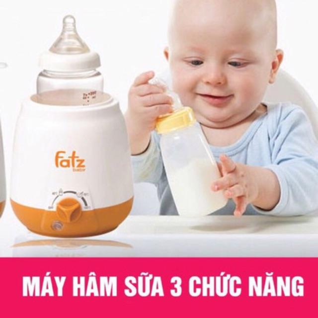 Máy hâm sữa 3 chức năng Fatz baby fb3003sl - 2729697 , 287715149 , 322_287715149 , 220000 , May-ham-sua-3-chuc-nang-Fatz-baby-fb3003sl-322_287715149 , shopee.vn , Máy hâm sữa 3 chức năng Fatz baby fb3003sl