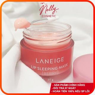 [ BEST SALES ] Mặt nạ ngủ cho môi Laneige 20g Lip Sleeping Mask, Mặt nạ ngủ môi Laneige Berry thumbnail