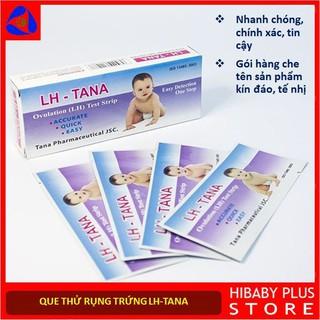 Que thử rụng trứng - Dụng cụ kiểm tra trứng rụng để có thai sinh con theo ý muốn LH-TANA [HiBaby Plus Store] thumbnail