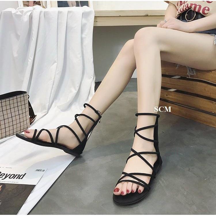 Giày sandal chiến binh dây mãnh   giày sandal nữ đế bệt - 2508538 , 1250662345 , 322_1250662345 , 120000 , Giay-sandal-chien-binh-day-manh-giay-sandal-nu-de-bet-322_1250662345 , shopee.vn , Giày sandal chiến binh dây mãnh   giày sandal nữ đế bệt