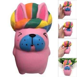 Đồ chơi bóp Squishy hình thỏ dễ thương , giúp giảm stress Ship toàn quốc