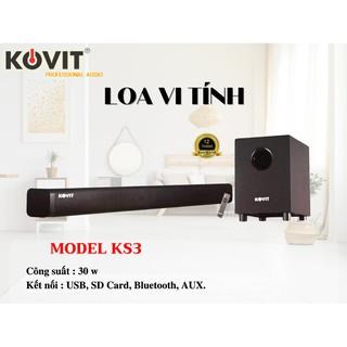 Loa Vi Tính Kovit KS_3 Giá Tốt
