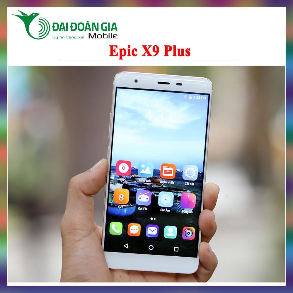 Điện thoại thông minh Epic X9 Plus - Cảm biến vân tay - Hàng chính hãng