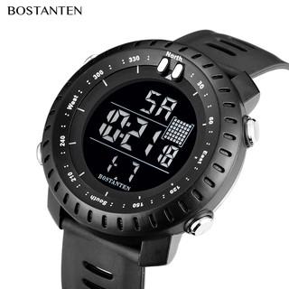 Đồng hồ điện tử nam analog BOSTANTEN 2082 chống nước 50m