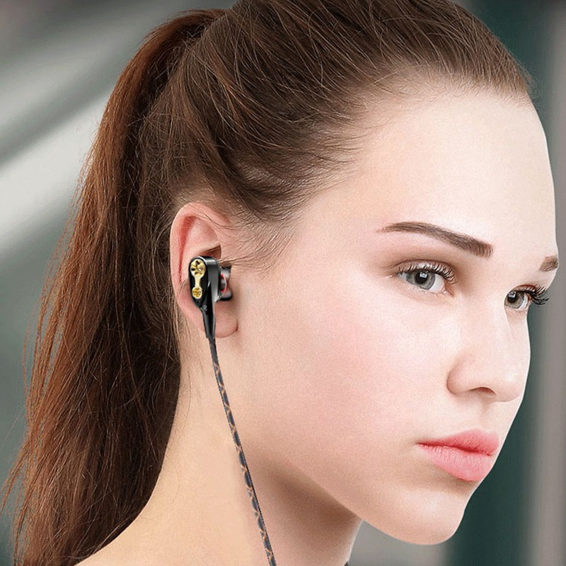 Tai Nghe Nhét Tai Bluetooth L10 Âm Thanh Stereo Cho Điện Thoại Iphone Huawei Xiaomi