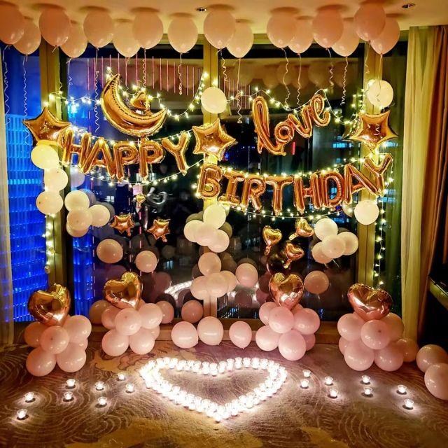 Đèn nháy trang trí sinh nhật dài 5m
