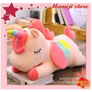Gấu Bông Unicorn Size 25cm Kỳ lân bông