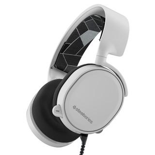 Tai nghe Tai nghe cao cấp SteelSeries Arctis 3 White 7.1 (61434) – Hàng chính hãng