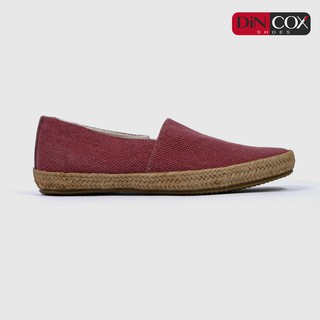 Giày Sneaker Dincox Lười Unisex 3160 Burgundy thumbnail