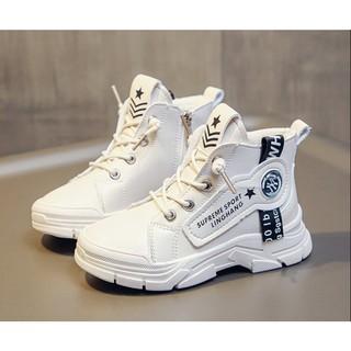 Giày Boot cho bé phong cách hàn quốc EB005 thumbnail