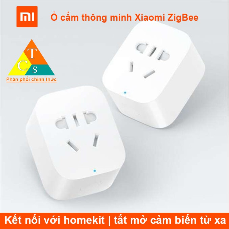 Ổ cắm thông minh ZigBee Xiaomi
