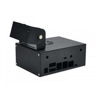 Vỏ kim loại cho máy tính Jetson nano Metal case, kèm quạt, giá đỡ camera