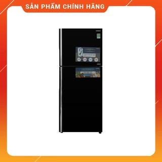[ FREE SHIP KHU VỰC HÀ NỘI ] Tủ lạnh Hitachi 335 lít ( Đen ) R-FG450PGV8(GBK)
