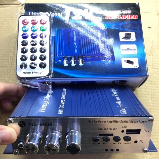 Bộ ampli HS-9004 âm thanh số