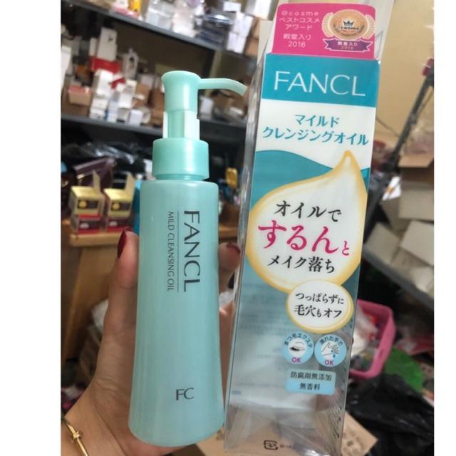 Dầu tẩy trang Fancl Mild Cleansing Oil