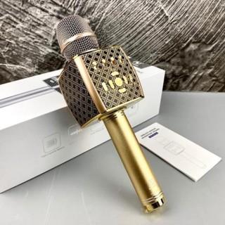 Micro không dây karaoke bluetooth Ys-95 cao cấp, mic livestream tích hợp loa hỗ trợ thẻ nhớ, usb thumbnail