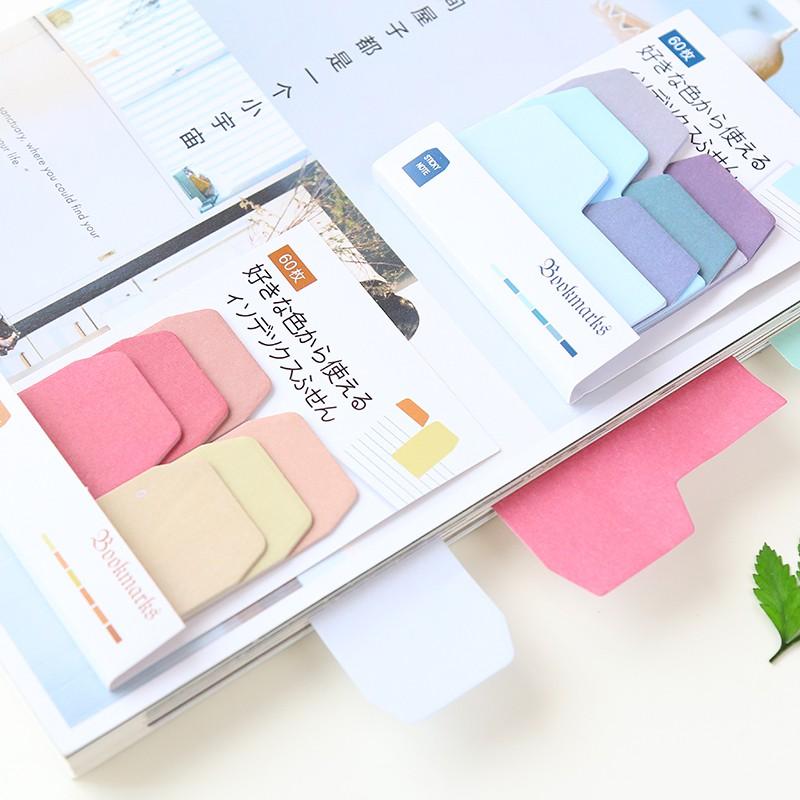 Giấy note phân trang sổ tay kế hoạch planner