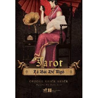 sách - Tarot - Lá bài để ngỏ