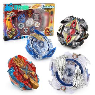 1 Box Cool Beyblade Burst Gyro Toys with Disk Launcher for Kids